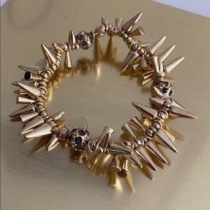 Stella and Dot spike bracelet